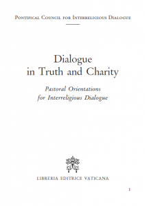 PCID Dialogue in Truth and Charity