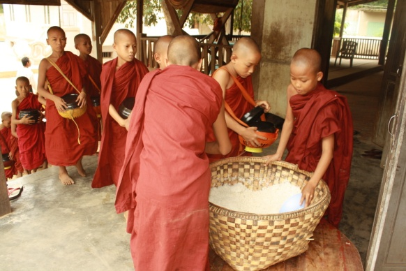 Dialogue with Buddhists in Myanmar