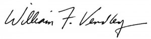 RfP Signature William Vendley