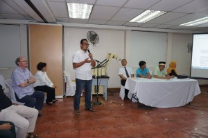 Kurt Pala, Interfaith Forum on Laudato Si, thanks