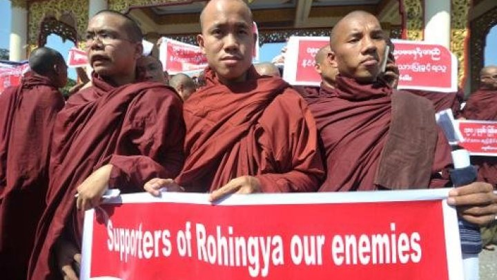 "Myanmar Country of ""Grave Concern"""