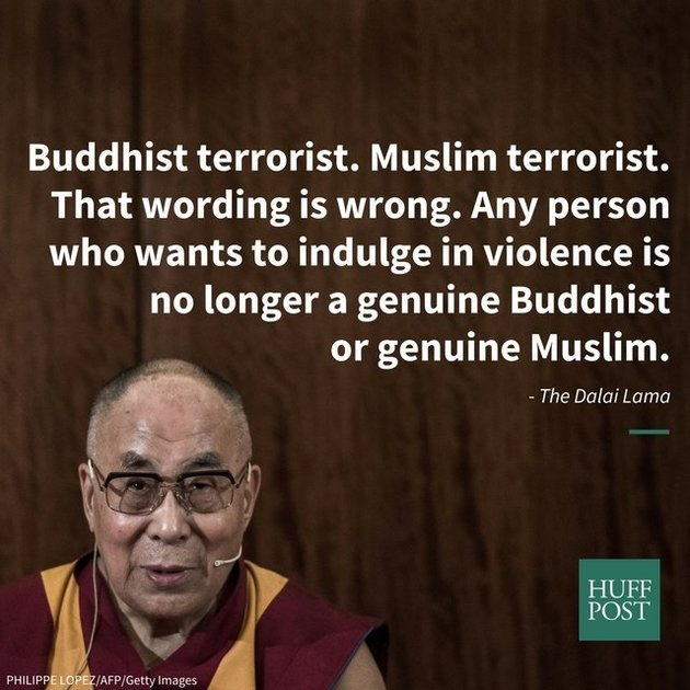 """""""There Are No 'Muslim' Terrorists"""""""