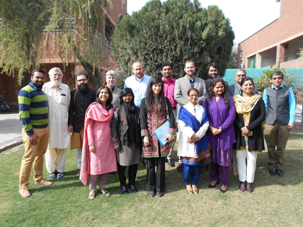 The Fourth Loyola Hall Symposium, Lahore