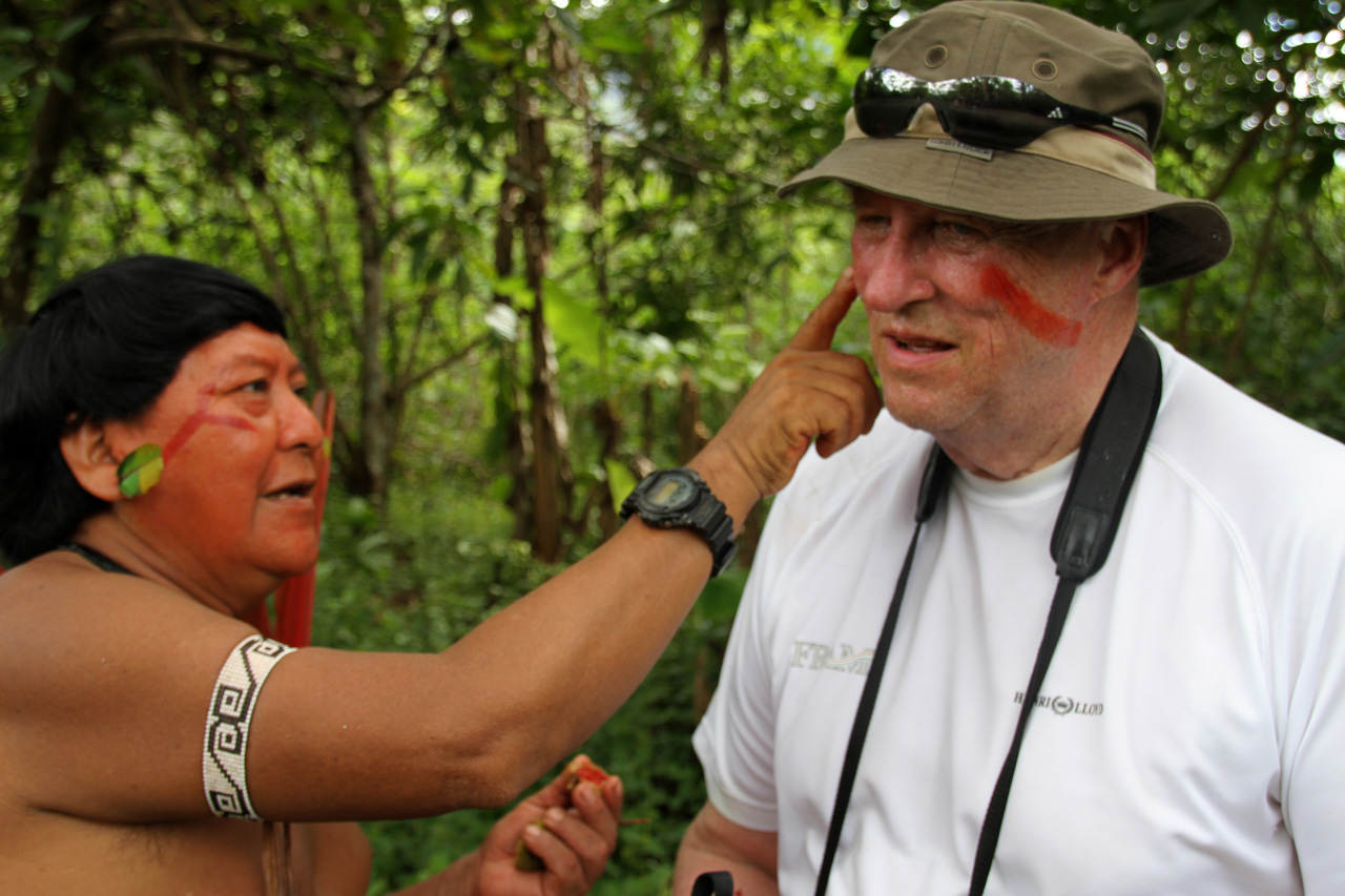 Religious leaders: Rainforest protection a 'moral imperative'