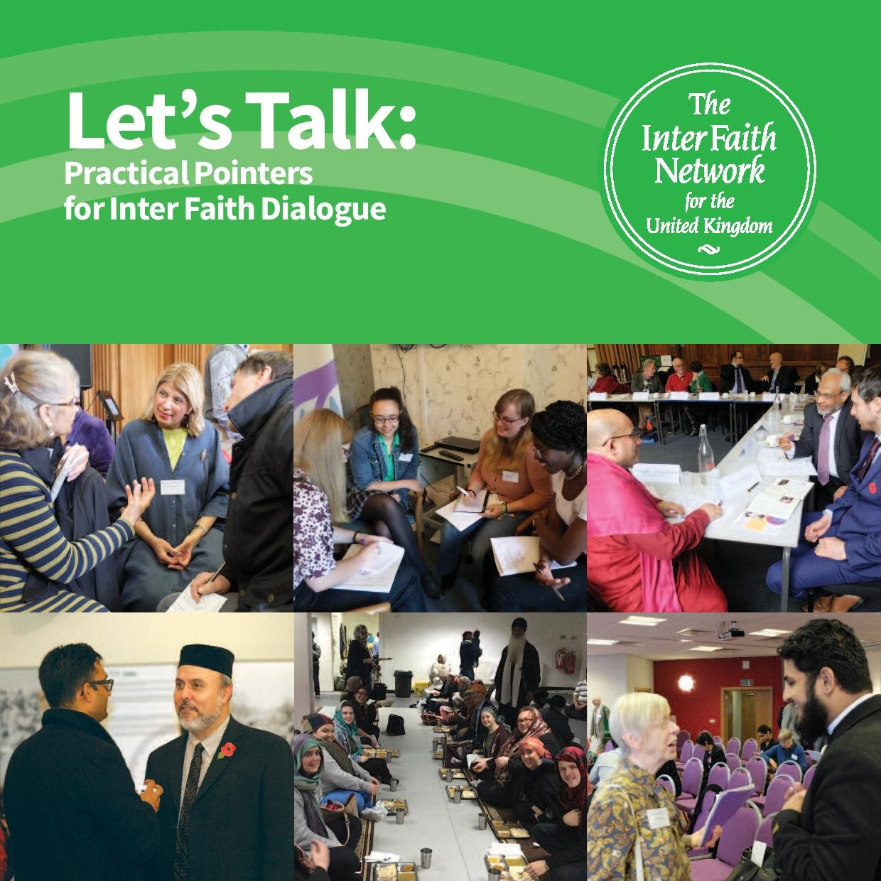 Let's Talk 2017: Practical Pointers for Inter Faith Dialogue