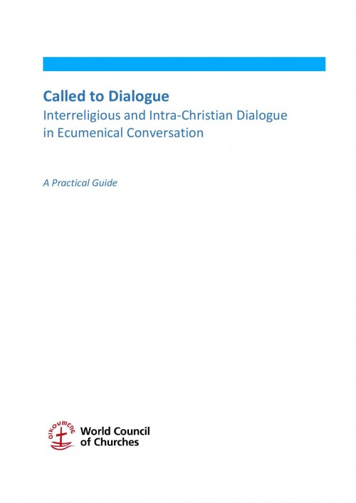 """New Resource, """"Called to Dialogue"""""""