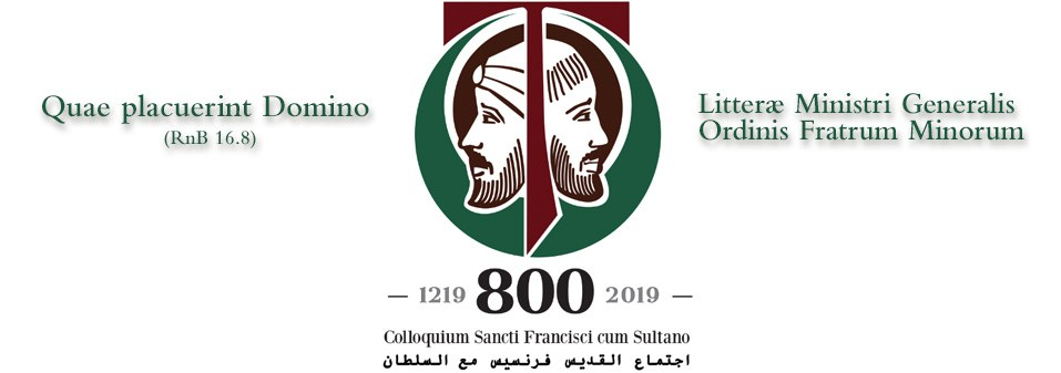 800th Anniversary of Meeting between Sultan al-Malik al-Kāmil & St Francis of Assisi