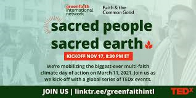Sacred People, Sacred Earth